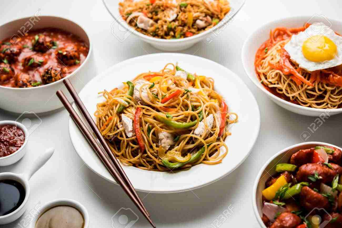 Indian Chinese Specialties