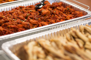Bawarchi Party Trays