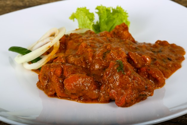 MUTTON Entrees