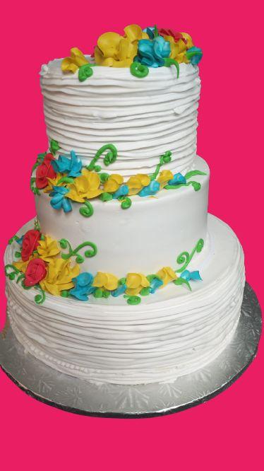 TIER CAKES