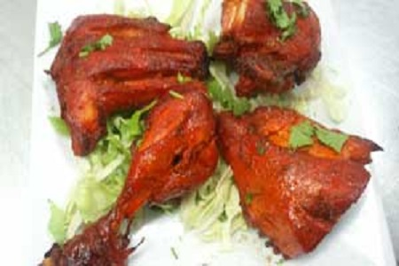 Tandoor Chicken (Half)
