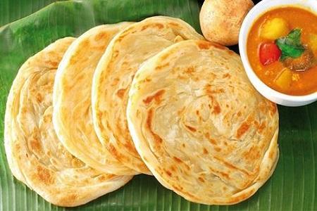 Malabari Tawa Paratha