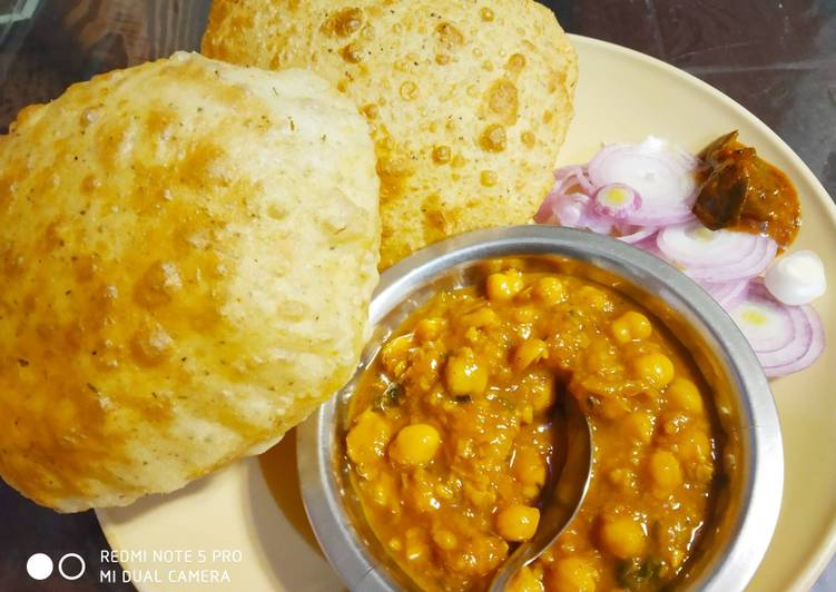 Channa Poori