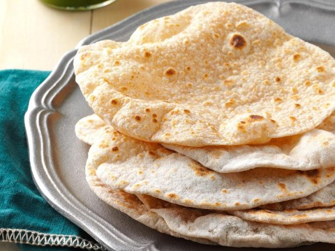 Chapati (2 pcs)