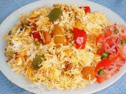 Vegetable Biryani (THALI)