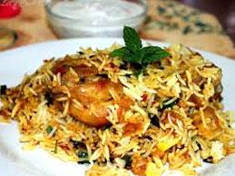 Chicken Biryani (ALA CARTE)