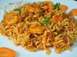 Shrimp Biryani (THALI)