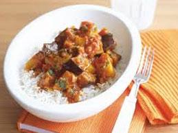 Eggplant Curry (THALI)
