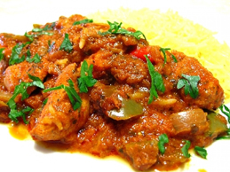 Chicken Curry (ALA CARTE)