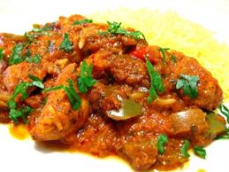 Chicken Curry (THALI)