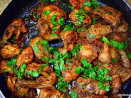 Chicken Karai (ALA CARTE)