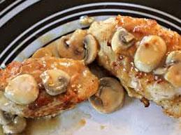 Mushroom Chicken (ALA CARTE)