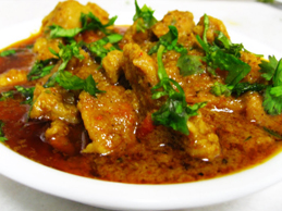 Chicken Masala (THALI)
