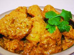 Chicken Korma (THALI)
