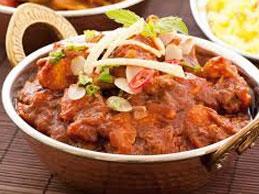 Madras Chicken (THALI)