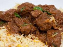 Lamb Curry (THALI)
