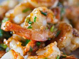 Ginger Shrimp (THALI)