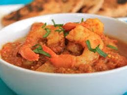 Shrimp Masala (THALI)