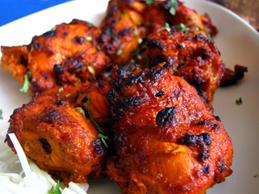 Chicken Tikka Kabob (THALI)