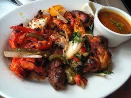 Tandoori Mixed Grill (THALI)