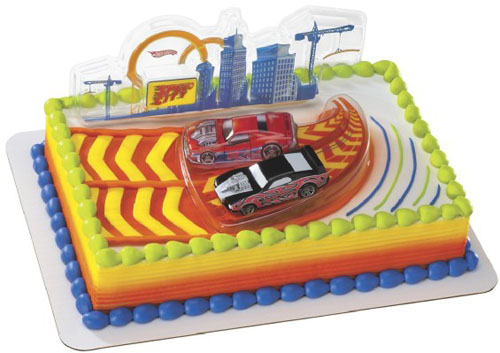Hotwheels Speed City - 12871