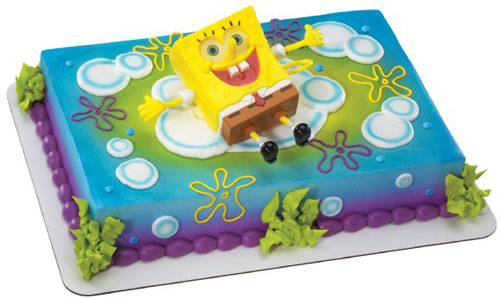 Spongebob SQR pants Ticklepants - 12600