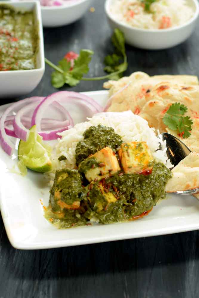 Gongura Chicken (Chefs Specialty)