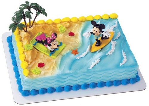Mickey Friends Surfers - 31073