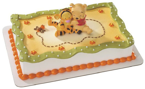 Winnie the Pooh - Baby W Tigger Hugging - 10509