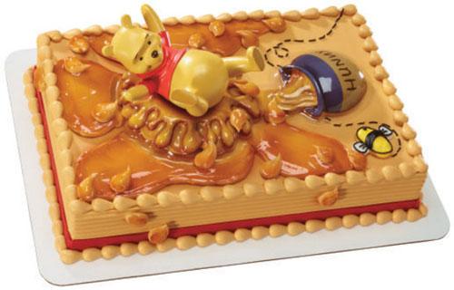 Winnie the Pooh - Honeypot Splash - 15028