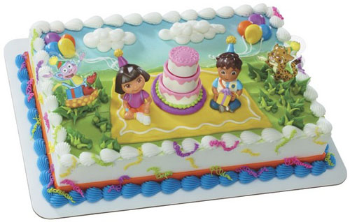 Dora Explorer Birthday Celebration - 15059