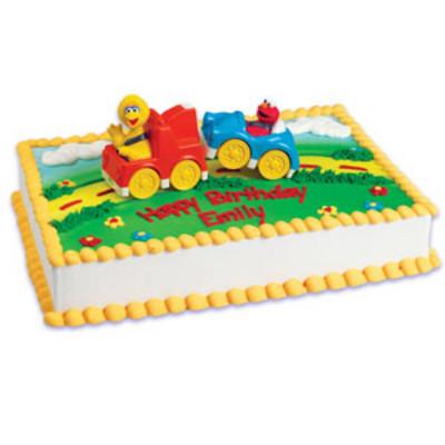 Sesame Street Tow Truck - 38275