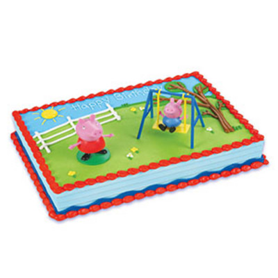 Peppa Pig Swing Set - 38250