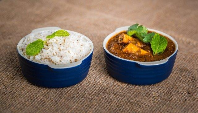 Hyderabadi Curry - Goat