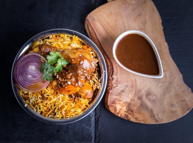Ulavacharu Biryani (House Special) - Chicken
