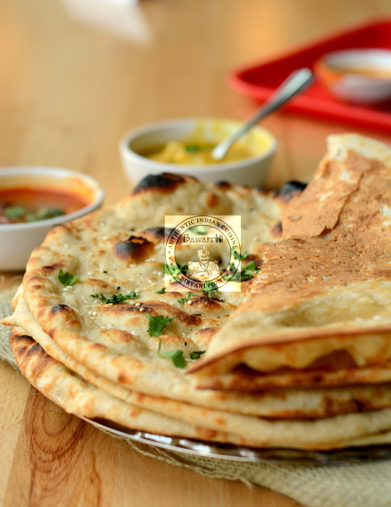 Garlic Naan ( House Special )