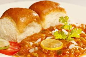 Pav Bhaji (4 pav/bread)