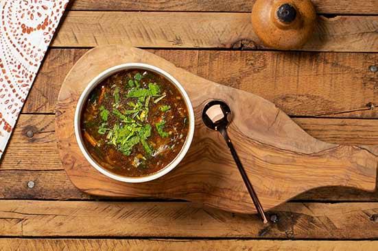 Hot and Sour Soup (Veg)