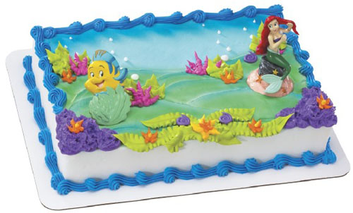 Princess Little Mermaid & Flounder - 11468