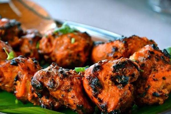 Chicken Tikka Kabab (BAWARCHI SPECIAL)