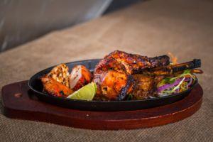 Tandoori Chicken (Half - 2 leg pieces)