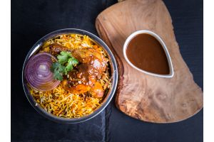 Legend Lamb Biryani