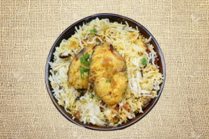 Fish Biryani (FAMILY PACK)