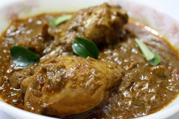 Karaikudi Chicken (BAWARCHI SPECIAL)