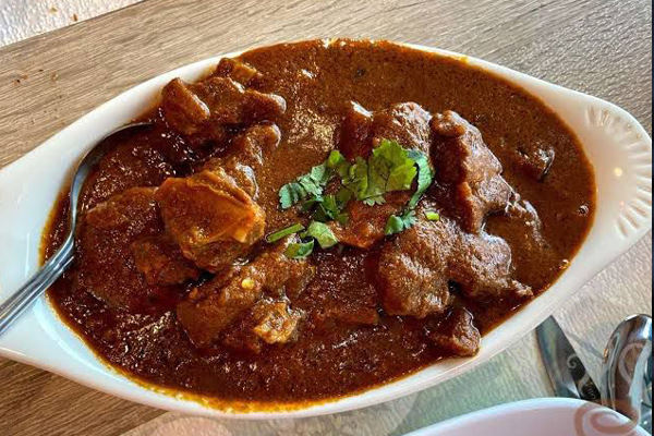 Ulavacharu Goat Curry