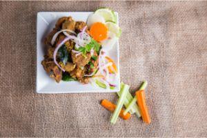 Chicken Manchurian (Wet)