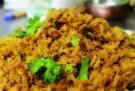 Keema (Grounded Goat) Biryani - Amaravati Special