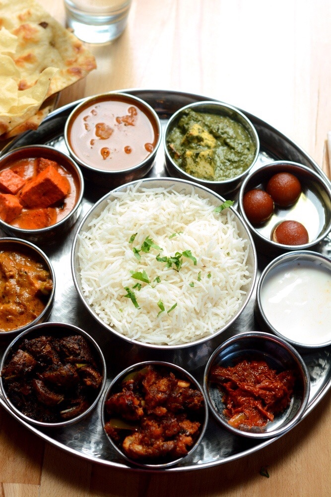Bawarchi Special Non-Veg Meals