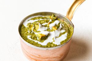 Saag: Paneer | Chicken | Lamb