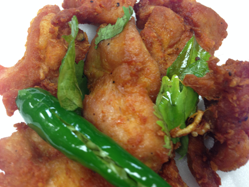 Chennai Dry Chicken 65